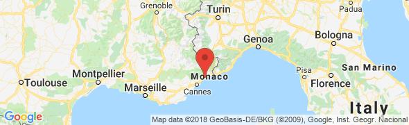 adresse osteopathe-brayer.fr, Nice, France