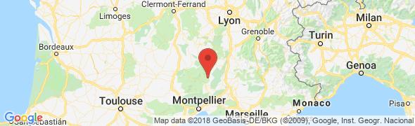 adresse grotte-cocaliere.com, Saint Ambroix, France
