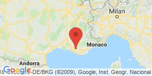 adresse et contact Golf des marques, Fuveau, France