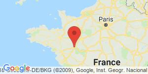 adresse et contact Centrakor - Au Galop, Saint-Sylvain-d'Anjou, France