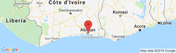 adresse waguiserver.net, Abobo Habitat, Côte d'Ivoire