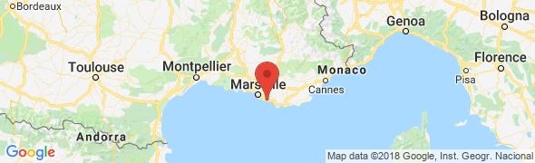 adresse ac2i-marseille.com, Ceyreste, France