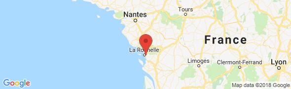 adresse brit-hotel-la-rochelle.com, Perigny, France