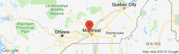 adresse sagarealties.com, Montréal, Canada