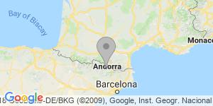 adresse et contact Andorra Voyage, Andorre