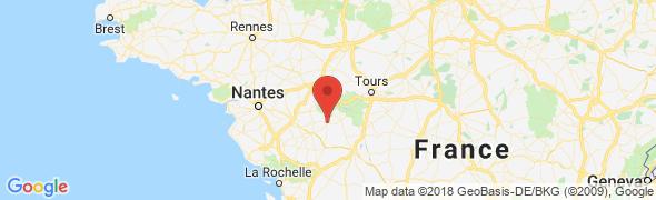 adresse agenc-mag.com, Thouars, France