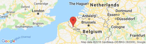 adresse gab-auto.com, Comines, France