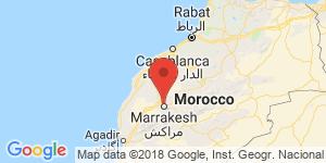 adresse et contact Restaurant Le Blokk, Marrakech, Maroc