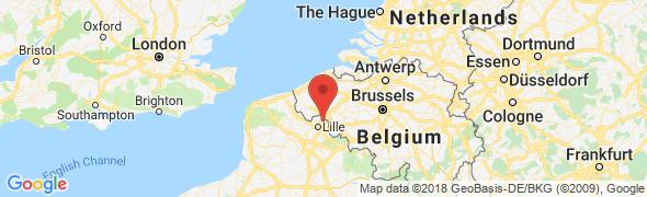adresse lesfauvesmondains.com, Tourcoing, France