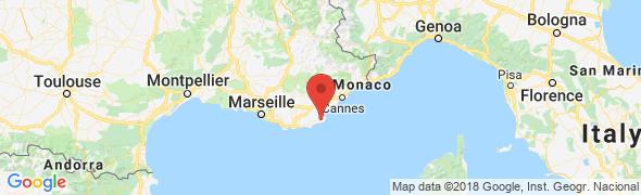 adresse cotedazurimmobilier.com, La Croix-Valmer, France