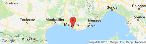 adresse taximarseillegilles.fr, Marseille, France