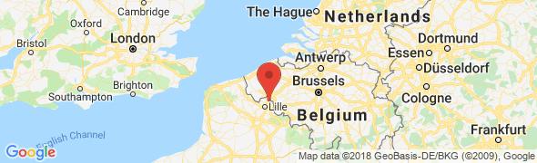 adresse gt-habitat.com, Tourcoing, France