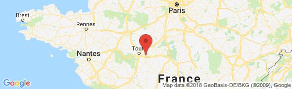 adresse 3pa.cabanova.fr, La Croix en Touraine, France