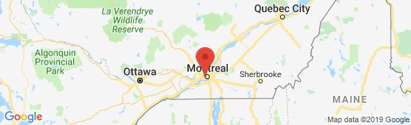 adresse agenceimpact.ca, Montréal, Canada