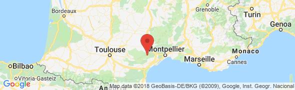 adresse villacapimont.fr, Lamalou-les-Bains, France