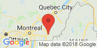 adresse et contact Ordicologix - Jacques Durocher, Sherbrooke, Canada