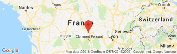 adresse motivation-cohesion-stage-commando-incentive-teambuilding.com, Saint-Quintin-sur-Sioule, France