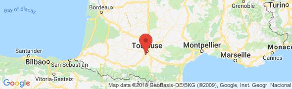 adresse sterela.fr, Pins-Justaret, France