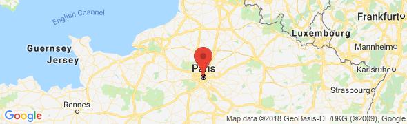 adresse dynamicradio.fr, Paris, France