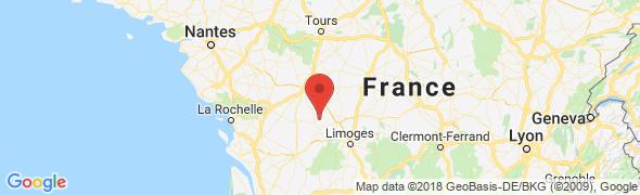 adresse prestige-convoyage.com, Availles-Limouzine, France