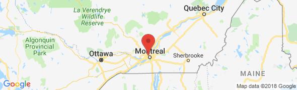adresse palliami.org, Montréal, Canada