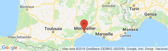 adresse prowinetour.com, Montpellier, France