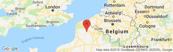 adresse cabas-electricite.fr, Marest, France