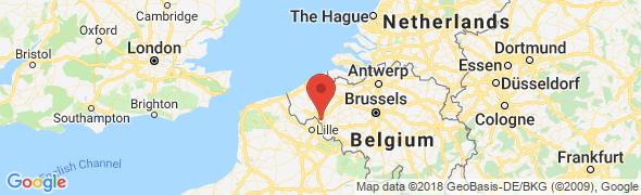 adresse lettre-relief.com, Mouscron, Belgique