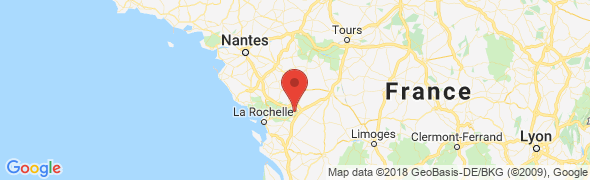 adresse citysmoke.fr, Niort, France