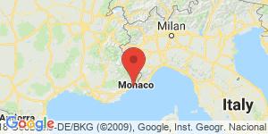adresse et contact hôtel l'Oursin, Saint-Jean-Cap-Ferrat, France