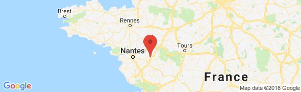 adresse systeo-industrie.fr, La Chapelle Rousselin, France