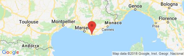 adresse sixfourscooters.fr, Toulon, France
