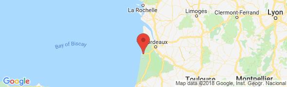 adresse bassin-maquette.fr, La Teste-de-Buch, France