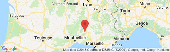 adresse menuiserie-alu-space.fr, Sabran, France