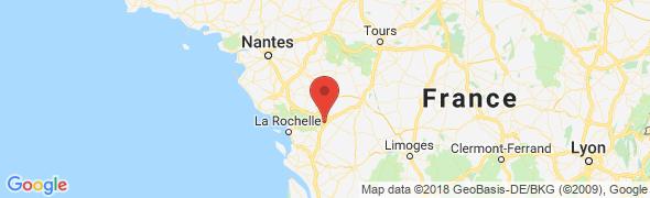 adresse effetpapillon.fr, Aiffres, France