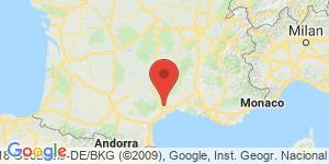 adresse et contact senteursetsens, herault, France