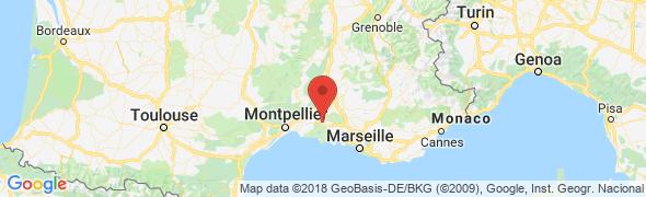 adresse quitesys.com, Arles, France