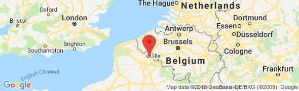adresse virtualtouch.fr, Lezennes, France