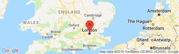 adresse icd-london.fr, Londres, Royaume-Uni