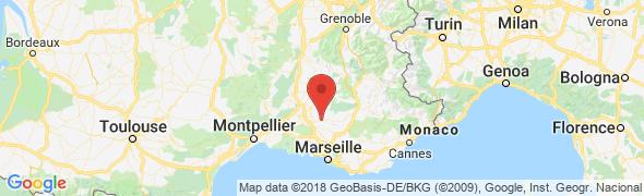adresse provence-location.com, Goult, France