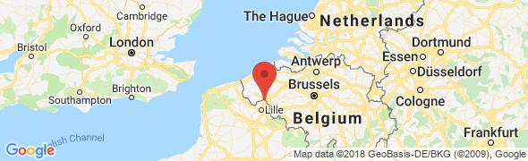 adresse avocat-thual.com, Halluin, France