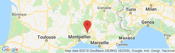 adresse venus-agency.net, Saint-Siffret, France
