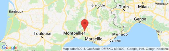 adresse stamati.fr, Aramon, France