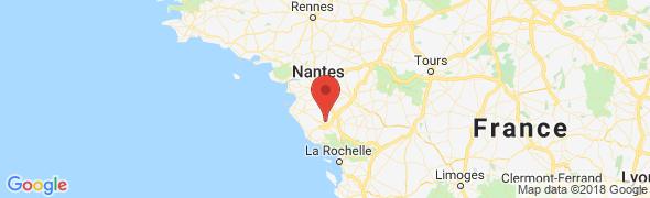 adresse clerc-immo.fr, La Roche-sur-Yon, France