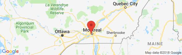 adresse mascottes514.ca, Montréal, Canada