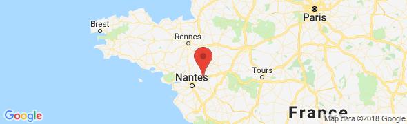 adresse imprimerie-planchenault.fr, Ancenis, France