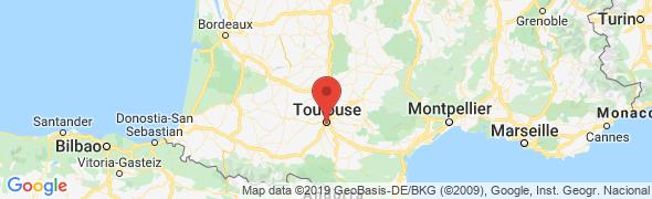 adresse standout-france.fr, Toulouse, France