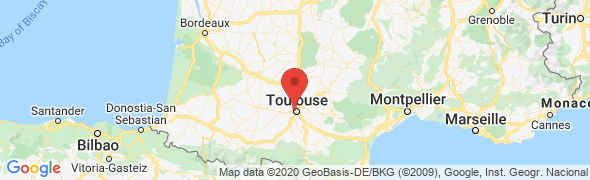 adresse malecaze.com, Toulouse, France
