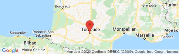 adresse reliance-sante.fr, Toulouse, France