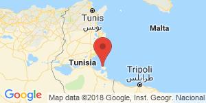 adresse et contact Vestiges Tours, Djerba, Tunisie